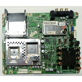 PLACA BASE MAIN BOARD BN94-01193A TV SAMSUNG LE32S86BD - RECUPERADA