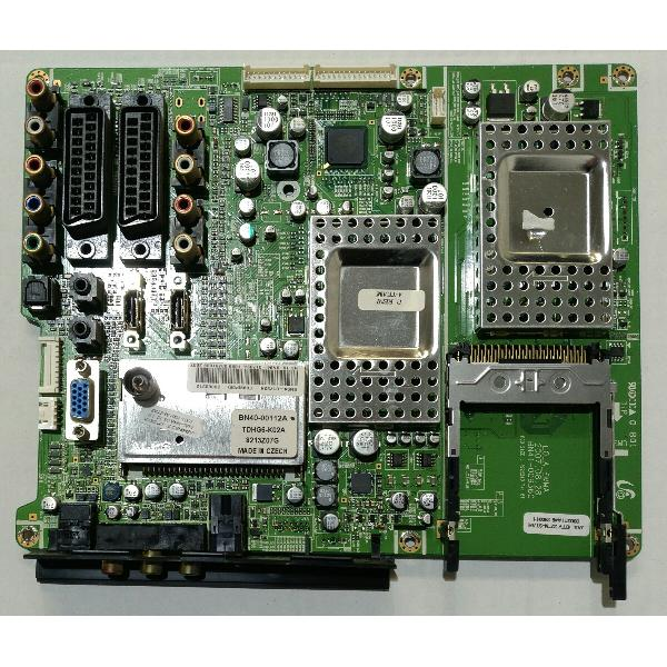PLACA BASE MAIN BOARD BN94-01732A PARA TV SAMSUNG LE32S86BDX/XEC - RECUPERADA
