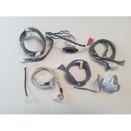 SET DE CABLE + ENTRADA DE CORRIENTE PARA TV 42LG3000 - RECUPERADOS