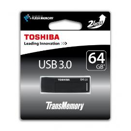 PENDRIVE 64GB TOSHIBA DAICHI 64GB USB 3.0 NEGRO