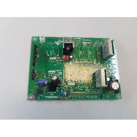 FUENTE SECUNDARIA DE ALIMETAVION SUB POWER SUPPLY BOARD V28A00000402 PARA TV TOSHIBA 37WL66Z - RECUPERADA