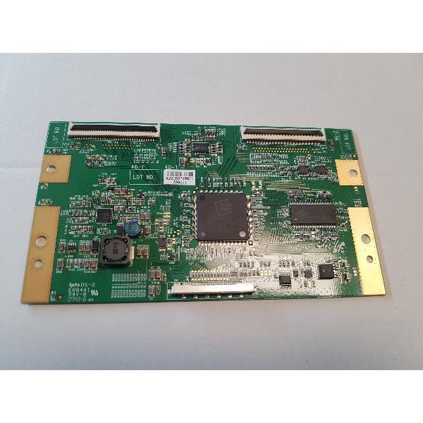 PLACA T-CON BOARD 4046HAC2LV0.4 PARA TV SONY KDL-40W2000 - RECUPERADA