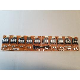SET PLACA INVERTER  BOARD PCB2831 A06-127559 + PCB2832 A036 127560 PARA TV SONY KDL-40W2000 - RECUPERADAS