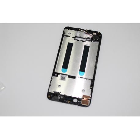 CARCASA FRONTAL DE LCD PARA ASUS ZENFONE LIVE ZB501KL - NEGRA