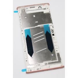 CARCASA FRONTAL DE LCD PARA SONY XPERIA L1 - ROSA
