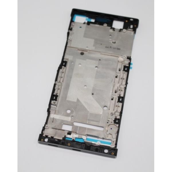 CARCASA FRONTAL DE LCD PARA SONY XPERIA XA1 ULTRA - NEGRA