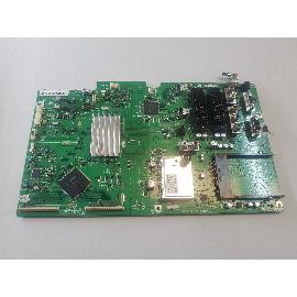 PLACA BASE MAIN MOTHER BOARD + T-CON BOARD QPWBXE449WJN2 PARA TV SHARP LC-32D44E-BK - RECUPERADA