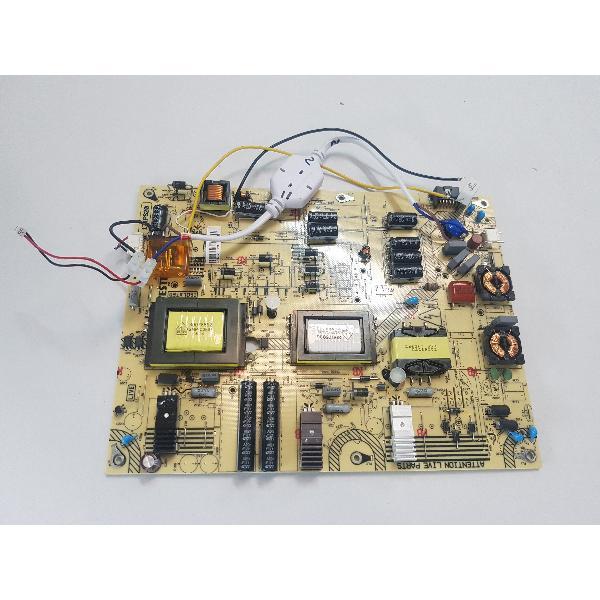 FUENTE DE ALIMENTACION POWER SUPPLY BOARD 17IPS20 BARCODE 23152101 PARA TV TD SYSTEMS K40DLV2F - REMANUFACTURADA