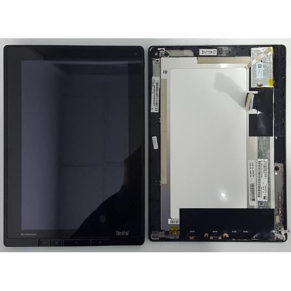 PANTALLA LCD + TACTIL CON MARCO ORIGINAL PARA LENOVO THINKPAD TP00028A - RECUPERADA