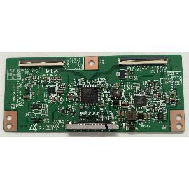 PLACA T-CON BOARD BN95-00493A PARA TV SAMSUNG UE40D5003BWXXC - RECUPERADA