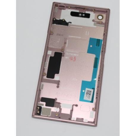 TAPA TRASERA PARA SONY XPERIA XZ1 G8341 G8342 G8343 - ROSA