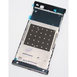 CARCASA FRONTAL DE LCD PARA SONY XPERIA XA1 PLUS G3421, G3423 - NEGRA