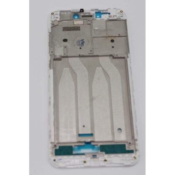CARCASA FRONTAL DE LCD PARA XAIOMI REDMI 5A  - BLANCA
