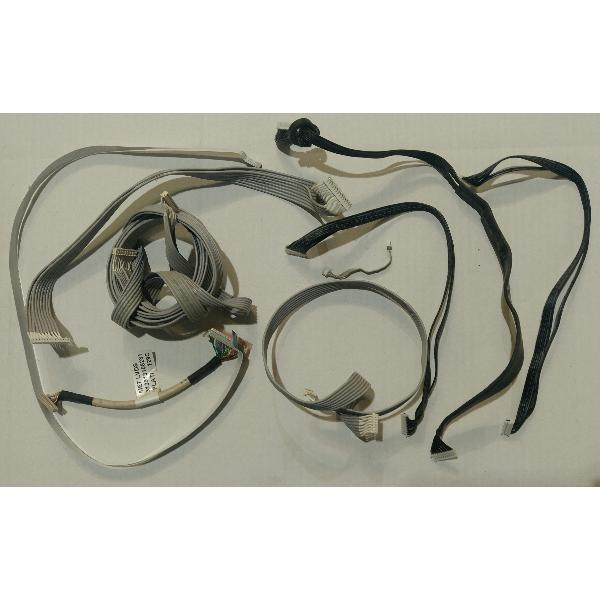 SET DE CABLES 2 PARA TV PHILIPS 37PFL5522D/12 - RECUPERADOS