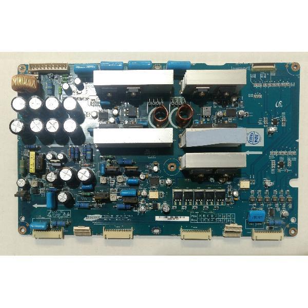 PLACA YSUS BOARD LJ92-01058C PBA REV: A2 PARA TV SONY KE-P42M1 - RECUPERADA