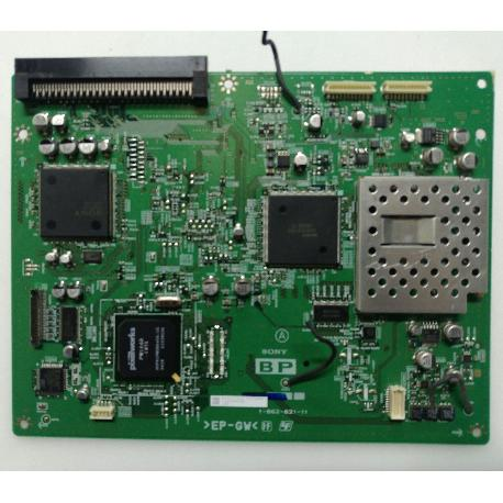 PLACA BP A1052753D PARA TV SONY KE-P42M1 - RECUPERADA