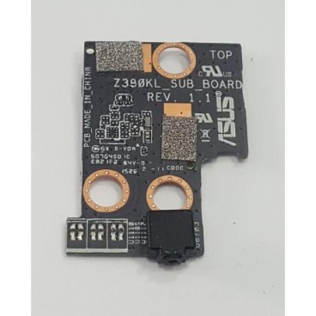 MODULO VIBRADOR + MICROFONO ORIGINAL PARA ASUS ZENPAD 8.0 Z380KL P024 - RECUPERADO