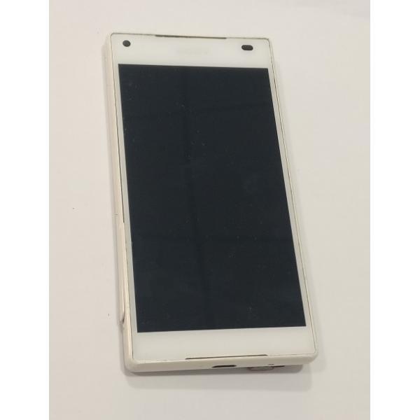 PANTALLA LCD DISPLAY + TACTIL CON MARCO ORIGINAL PARA SONY Z5 COMPACT E5823, E5803 - BLANCO - RECUPERADA