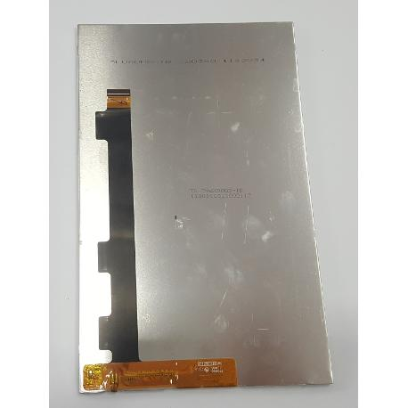 PANTALLA LCD DISPLAY ORIGINAL PARA ALCATEL P350X POP 8S - RECUPERADA