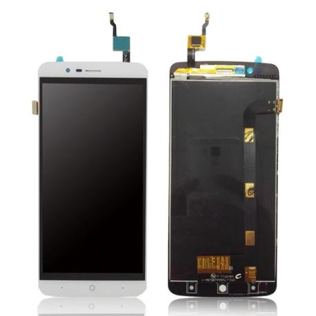 PANTALLA LCD DISPLAY + TACTIL PARA ELEPHONE P8000 - BLANCA