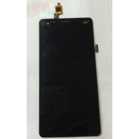 PANTALLA LCD DISPLAY + TACTIL PARA ELEPHONE P6I - NEGRA