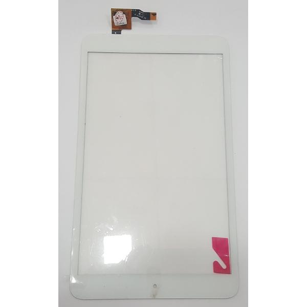 PANTALLA TACTIL PARA TABLET DE 8 PULGADAS ALCATEL ONE TOUCH POP 8 / ALCATEL P350X POP 8S - BLANCA