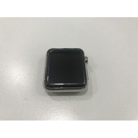 RELOJ COMPLETO APPLE WATCH 42MM NEGRO - GRADO D