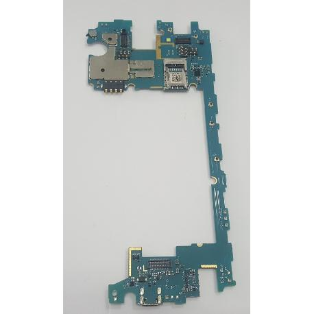 PLACA BASE ORIGINAL PARA LG STYLUS 2 PLUS K557 - RECUPERADA