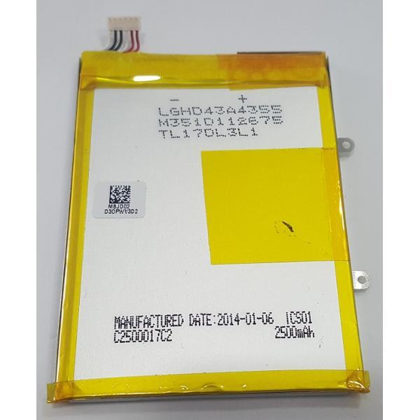BATERIA LT17DL3L1 ORIGINAL PARA ALCATEL ONE TOUCH IDOL X+ PLUS OT-6043- RECUPERADA