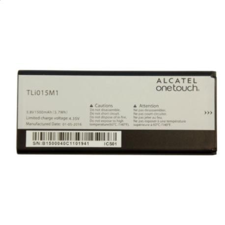 BATERIA TLI015M1 / TLI015M1 PARA VODAFONE SMART MINI 7 VFD300, ALCATEL PIXI 4 4.0 4034