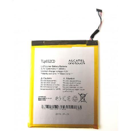 BATERIA TLP032CD PARA TABLET ALCATEL PIXI 8 I220 DE 3240MAH