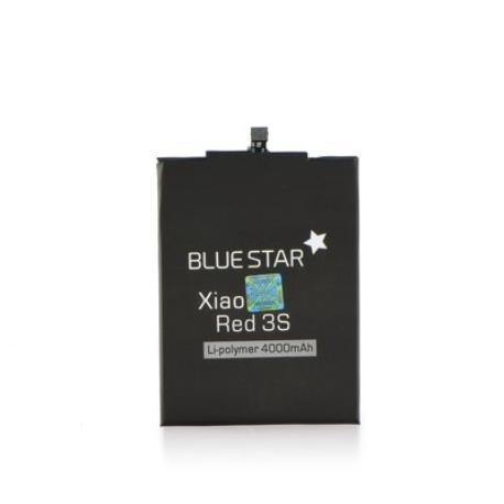 BATERIA BM47 BLUE STAR PARA XIAOMI REDMI 3 , REDMI 3S , REDMI 3 PRO , X PRIME - 4000 MAH