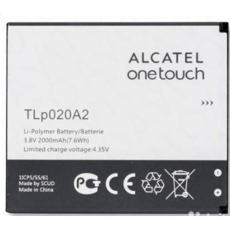 BATERIA TLP020A2  PARA ALCATEL ONE TOUCH POP S3 5050