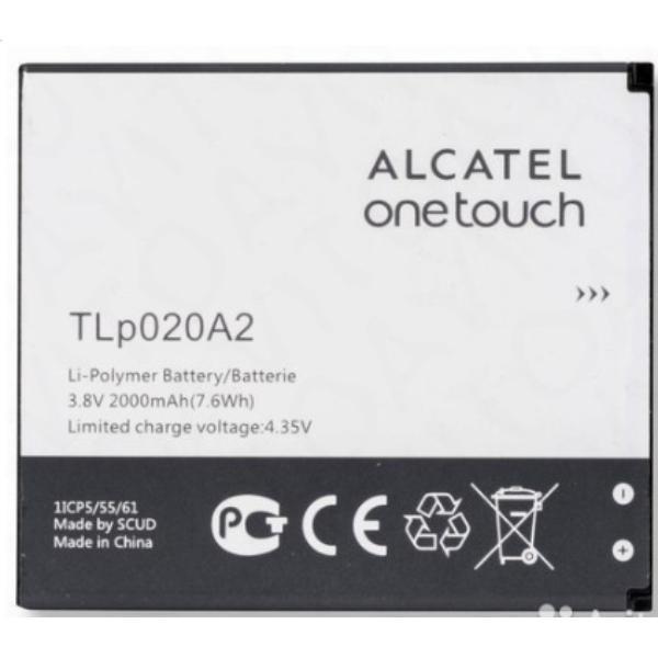 BATERIA TLP020A2  PARA ALCATEL ONE TOUCH POP S3 5050