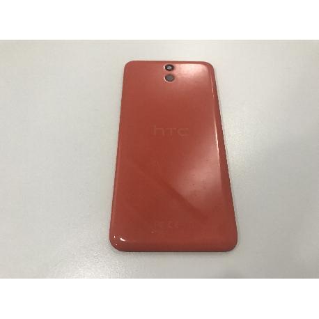 TAPA TRASERA ORIGINAL HTC DESIRE 610 NARANJA - RECUPERADA