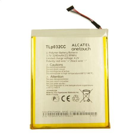 BATERIA TLP0032CD / TLP0032CC PARA TABLET / MOVIL ALCATEL