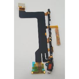 FLEX DE BOTONES + VIBRADOR PARA SONY XPERIA XZS G8232