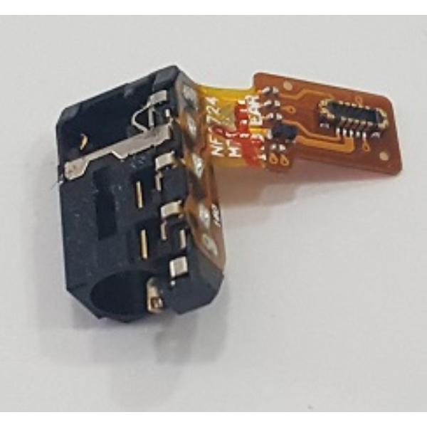 FLEX CONECTOR DE JACK AUDIO PARA LG Q6 M700A