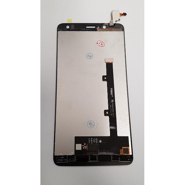 PANTALLA LCD DISPLAY + TACTIL PARA BQ AQUARIS V PLUS - BLANCA