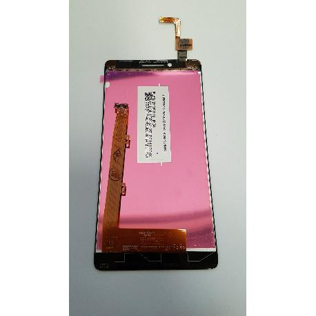 PANTALLA LCD DISPLAY + TACTIL PARA LENOVO K3 - NEGRA