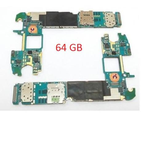 PLACA BASE ORIGINAL SAMSUNG GALAXY S6 G920F DE 64G  - RECUPERADA