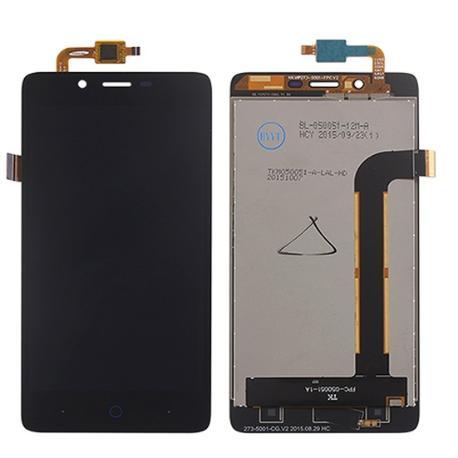 PANTALLA LCD DISPLAY + TACTIL PARA OUKITEL P6000 PRO - NEGRA