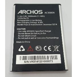 BATERIA AC3000A 3.8V 3000MAH ORIGINAL PARA ARCHOS - RECUPERADA