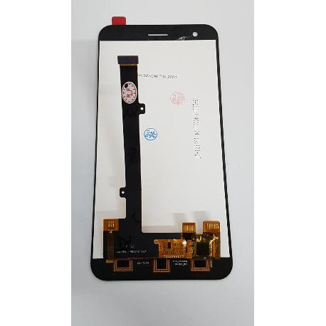PANTALLA LCD DISPLAY + TACTIL PARA ZTE BLADE A506 , ORANGE DIVE 71 - NEGRA