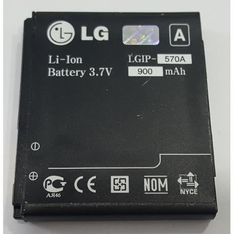 BATERIA ORIGINAL LG LGIP-570A - RECUPERADA
