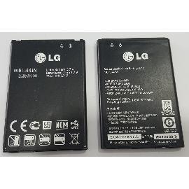 BATERIA ORIGINAL BL-44JN PARA LG P970, E400, E430, E510, E610, E730 DE 1540MAH - RECUPERADA