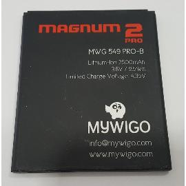 BATERIA ORIGINAL PARA MYWIGO MAGNUM 2 PRO MWG 549 PRO-B - RECUPERADA