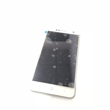 PANTALLA LCD DISPLAY + TACTIL PARA ZTE BLADE V8 MINI - BLANCA