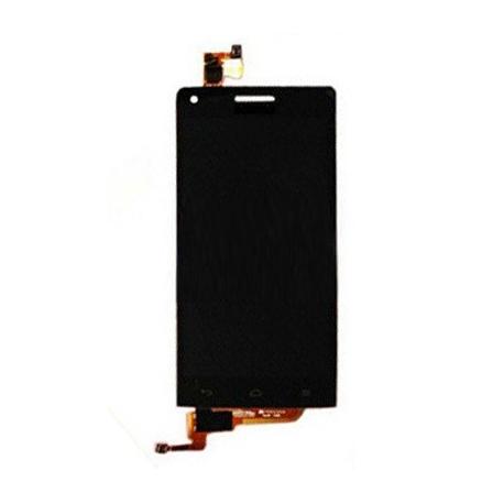 Respuesto Pantalla Lcd + Tactil Huawei Ascend G6 Orange Gova Negra