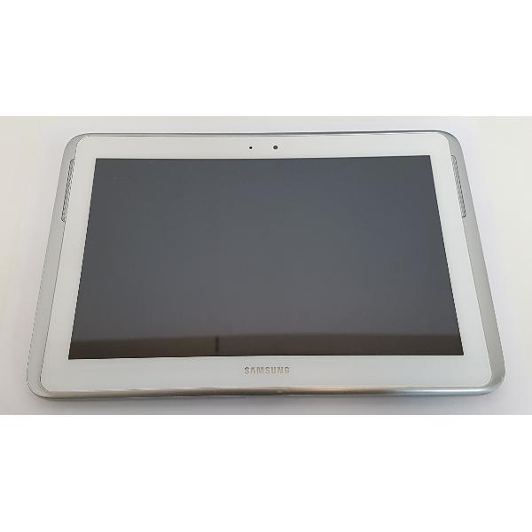 PANTALLA LCD + TACTIL CON MARCO ORIGINAL TABLET SAMSUNG GALAXY NOTE 10.1 N8000 BLANCA - RECUPERADA